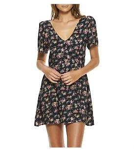 Roxy Auguste Play Dress 90S Ditsy Floral