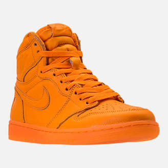 Nike Men's Air Jordan Retro 1 High OG Basketball Shoes