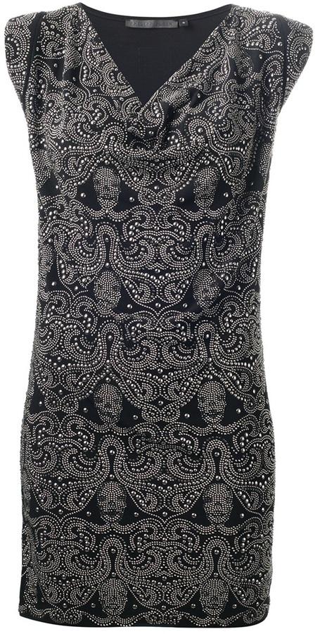 Philipp Plein studded dress