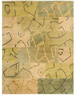 Tufenkian Hand-Knotted Tibetan Rug 11' x 9'