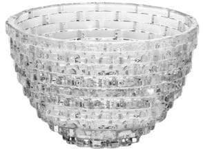 Mikasa Palazzo Crystal Bowl