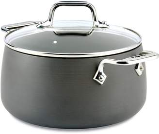All-Clad HA1 Hard Anodized 4-Quart Soup Pot with Lid