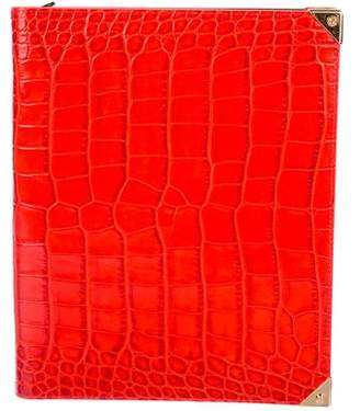 Alexander Wang Prisma Embossed iPad Case