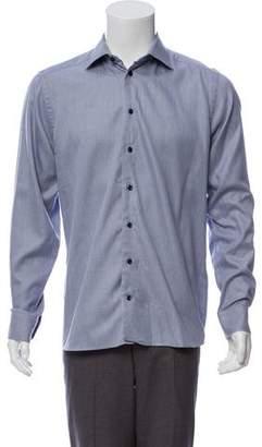 Eton Oxford Button-Up Shirt