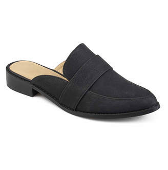 Journee Collection Womens Keely Mules Slip-on Pointed Toe