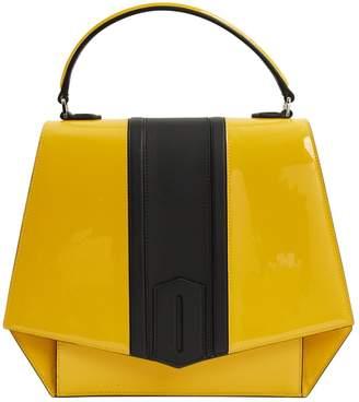 Byredo Yellow Patent leather Handbag