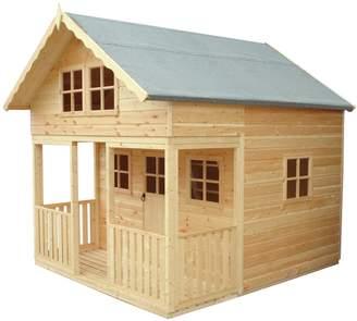 Homewood Two Storey Lodge Playhouse.