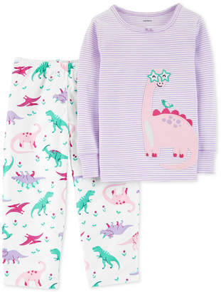 Carter's Toddler Girls Fleece Pajama Set