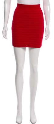 Rag & Bone Mini Bodycon Skirt