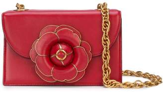 Oscar de la Renta Tro single compartment crossbody bag