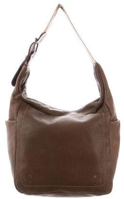 Carlos Falchi Fatto a Mano by Leather Hobo Bag