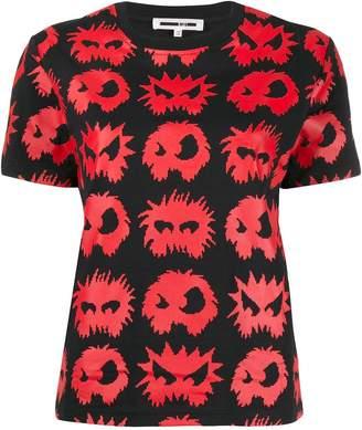 McQ monster pattern T-shirt
