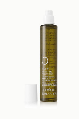 Bamford B Silent Night-time Pillow Mist, 50ml - Colorless