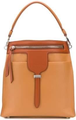 Tod's zipped bucket bag