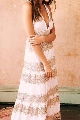 Saylor Katra Long Dress