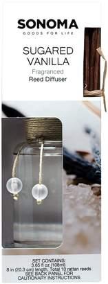 Sonoma Goods For Life SONOMA Goods for Life Sugared Vanilla Reed Diffuser 11-piece Set