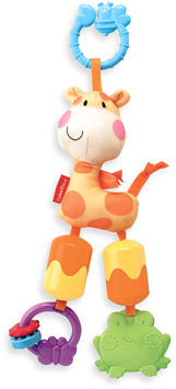 Fisher-Price Giraffe Stroller Chimes