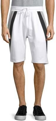 Antony Morato Men's Striped Front Stretch Shorts