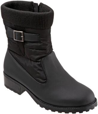 Trotters Berry Weatherproof Boot