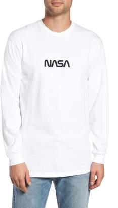 Vans Space Man Long Sleeve Graphic T-Shirt