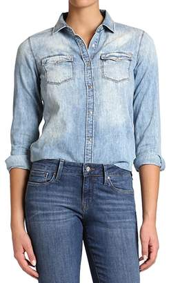 Mavi Jeans Isabel Shaded Denim Shirt