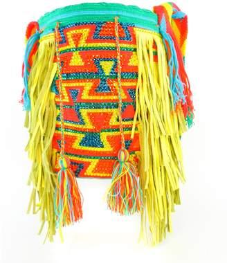 Luxchilas Boho Long Wayuu Luxury Mochila