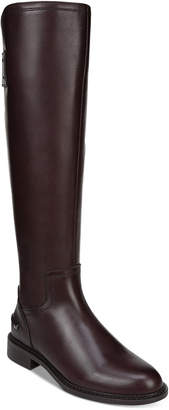 Franco Sarto Henrietta Wide Calf Riding Boots Women Shoes