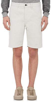 Rag & Bone Men's Standard Issue Cotton Twill Shorts