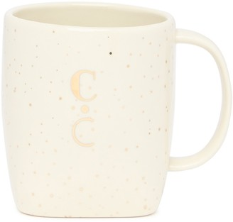Anthropologie Monogrammed Personality Mug - Multiple Letters Available
