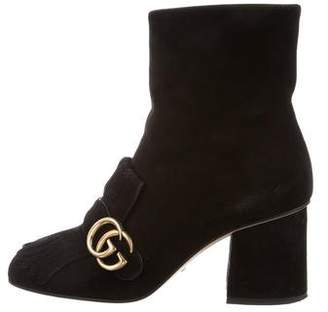 Gucci 2017 Marmont Boots