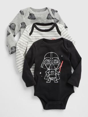 Gap babyGap | Star Wars Bodysuit (3-Pack)