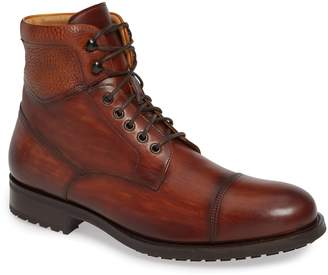 Magnanni Peyton Cap Toe Boot