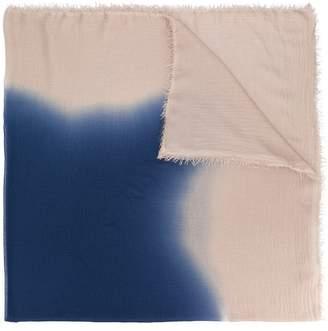 Faliero Sarti tie dye scarf