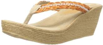 Sbicca Women's Ceviche Wedge Sandal