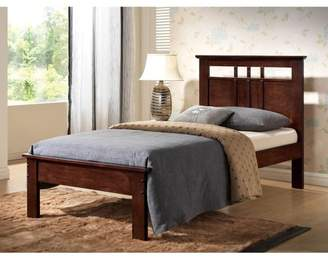 Acme Donato Twin Bed, Cappuccino