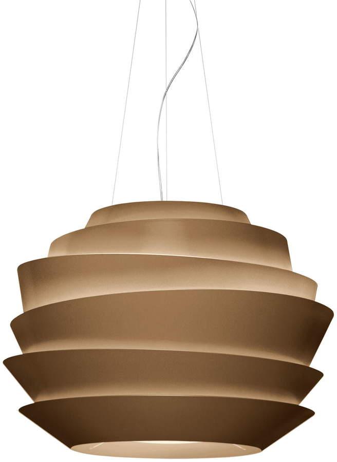 Le Soleil Pendelleuchte LED, Bronze