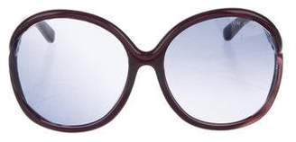 25161b59bb50 Pre-Owned at TheRealReal · Tom Ford Rhi Oversize Sunglasses