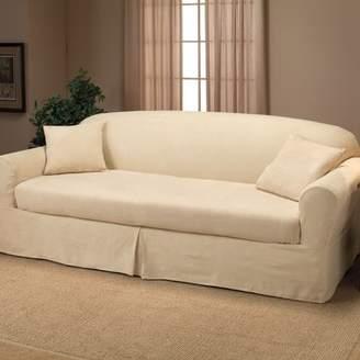 Red Barrel Studio Goliath Box Cushion Sofa Slipcover