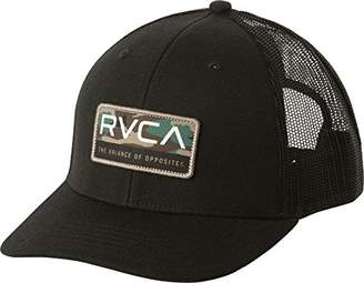 8e803110c50b1 where to buy rvca parrots 5 panel hat black free shipping 209ff d32fc   promo code at amazon rvca mens reno trucker hat e8bde 84c98