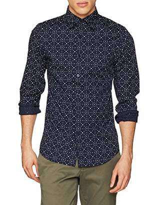 G Star Men's Core Super Slim Shirt Casual,XX-Large