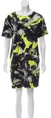 Kenzo Printed Shift Dress