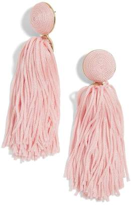 BaubleBar Sonatina Tassel Earrings