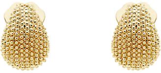 Monet Textured Mini Clip-On Earrings