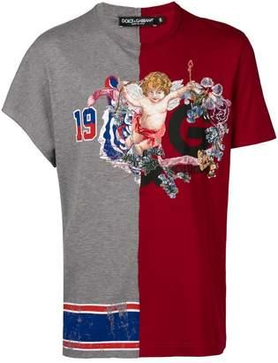 Dolce & Gabbana baby angel T-shirt