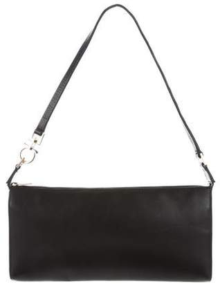 Salvatore Ferragamo Mini Leather Shoulder Bag