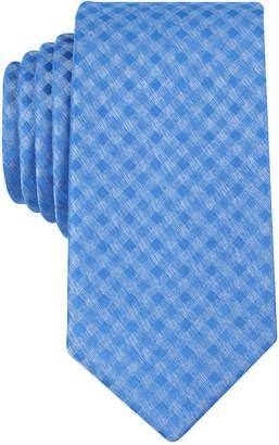 Perry Ellis Men's Powell Check Tie