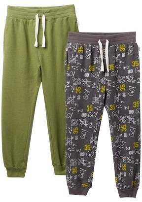 Flapdoodles Jogger Set (Toddler & Little Boys)