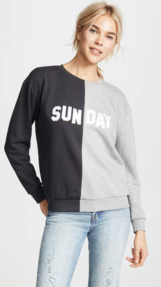 South Parade Alexa Sunday Sweatshirt