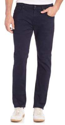 7 For All Mankind Straight Slim Straight Pants