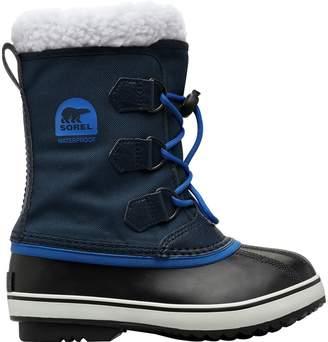 Sorel Yoot Pac Nylon Boot - Little Boys'